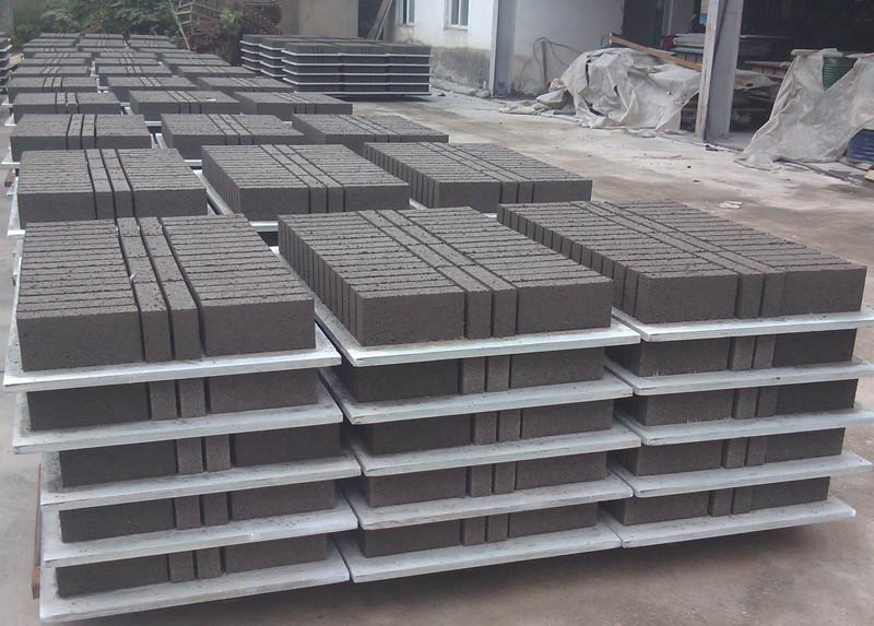 plastic pallets for block machine_the1P