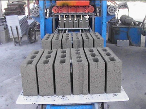 Pvc pallets for block stacking machine